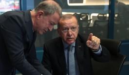 'Terör örgütüne ait 181 hedef ateş altına alındı'