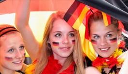 Alman turistler 2020 yılında yaz tatili...