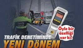 Antalya polisi trafikte 'Tükürük' testine başlıyor