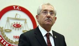 YSK Başkanı Sadi Güven: Oy zarfının...