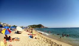 Alanya plajını canlı izle