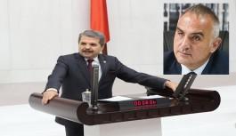 İYİ Partili vekilden Bakan Ersoy'a:...