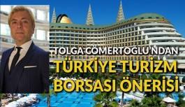 Turizmci Cömertoğlu: Resort turizmin Sürdürülebilir olacağını düşünmüyorum!