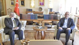 Türkiye ve Rusya turizm işbirliğini görüştü