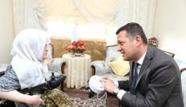 Yeni Kaymakam Dr. Fatih Ürkmezer'in...