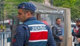 Alanya ve Manavgatta Jandarmadan şok operasyonlar!