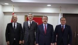 BBP, Antalya il başkanı atandı
