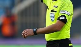 İşte Alanyaspor-Ankaragücü maçının hakemi