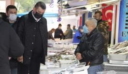 MHP'liler ucuz halk pazarında sorun...