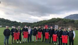 Uluslararası kadınlar milli futbol turnuvası takımları Alanya'da!