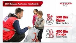 Alanya Kızılay'dan Ramazan Yardımı Duyurusu