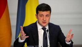 Ukrayna başkanı: Türkiye'ye tatile...