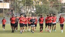 Alanyasporda Galatasaray hazırlığı!