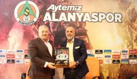ALTSO'dan Alanyaspor'a ziyaret