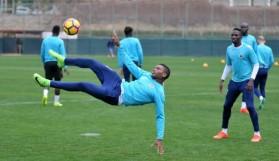 Alanyaspor'da Başakşehir maçı hazırlıkları