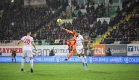 Alanyaspor 0-Antalyaspor 0