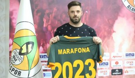 Alanyaspor Marafona ile sözleşme yeniledi!