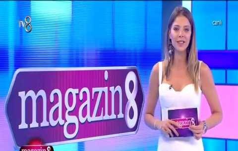 18. ALANYA ULUSLARARASI TURİZM VE SANAT FESTİVALİMİZ TV 8'DE