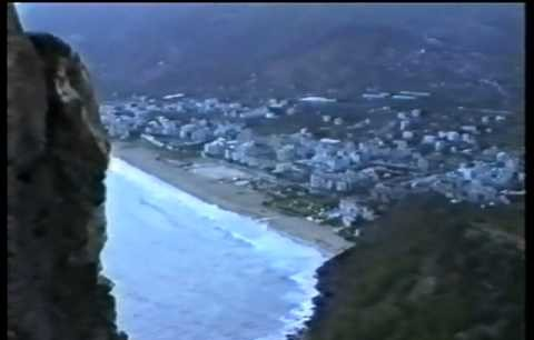1989 yılı turist kamerasıyla Alanya