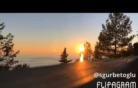 Alanya Kalesinden Günbatımı / Alanya Castle Sunset