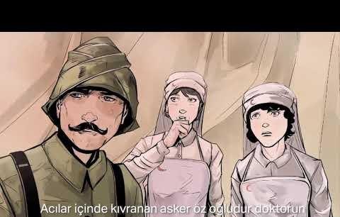Alanya Mehmet Akif Ersoy Ortaokulu(18 Mart Çanakkale Zaferi)