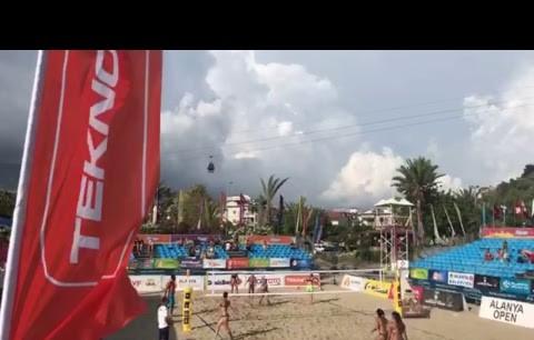 Alanya Plaj Voleybolu 2018