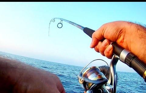 Alanya sırtı ile balık avı