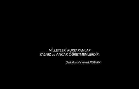 """Alanya Şükrü Mülazımoglu Orta okulu"""" ÖĞRETMENLER GÜNÜ"""""""