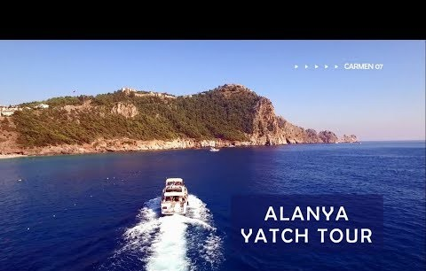 Alanya Yatch Tour