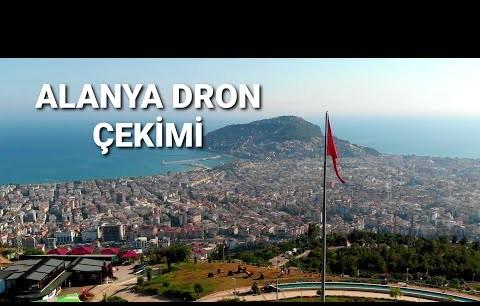 ALANYA/ANTALYADAN DRON GÖRÜNTÜLERİ (DJİ MAVİC AİR)
