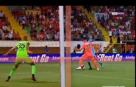 Alanyaspor 1 - 0 Trabzonspor Maç Özeti HD