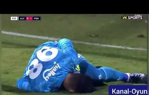 Alanyaspor 3-1 Fenerbahçe (Özet)