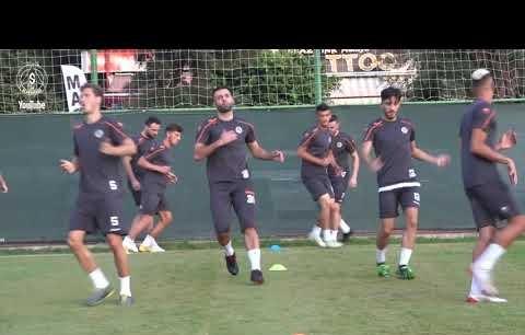 Alanyaspor'da Gençlerbirliği maçı hazırlıklarına başladı
