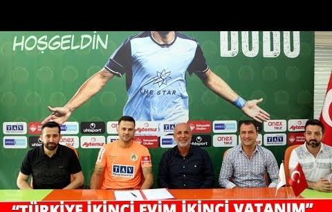 Alanyaspor, Eski Beşiktaşlı Bobo'yla Anlaştı