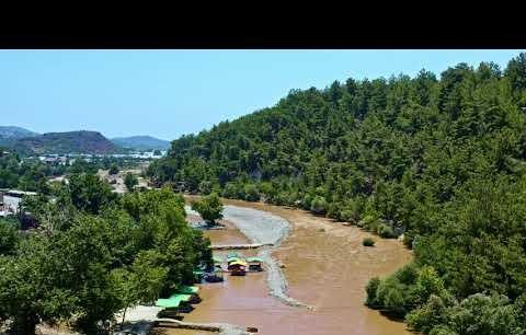Alara Cennet Piknik, Alanya, Turkey