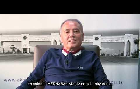 Antalya Büyükşehir Belediye Başkanı Böcekten ilk açıklama!