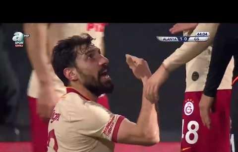 Aytemiz Alanyaspor - Galatasaray Ziraat Türkiye Kupası Maçının Özeti