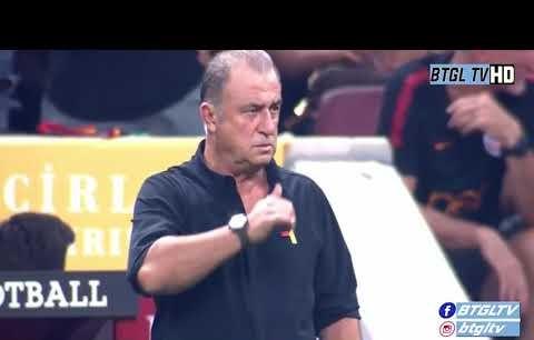 Galatasaray 6-0 Alanyaspor Geniş Özeti
