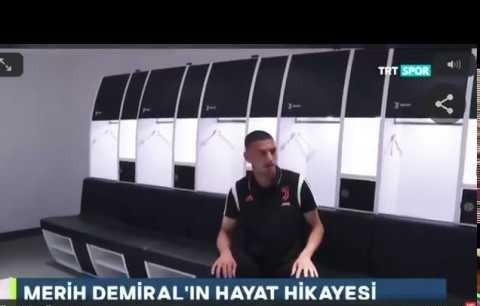 Juventus'lu Türk oyuncu Merih demiral'ın Hayat Hikayesi