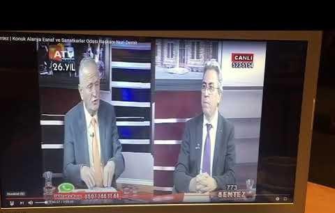 Nuri Demir bir daha aday olmayacağını canlı yayında açıklamıştı!