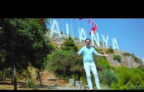 Ramazan Çelik Alanya'da klip çekti!