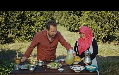 Sarayın Lezzetleri Programı TRT2 - Avokadocu Ayşe Alanya | Türkiye'nin Avokadocusu!