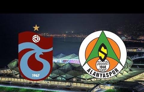 Trabzonspor Alanyaspor Maç Özeti