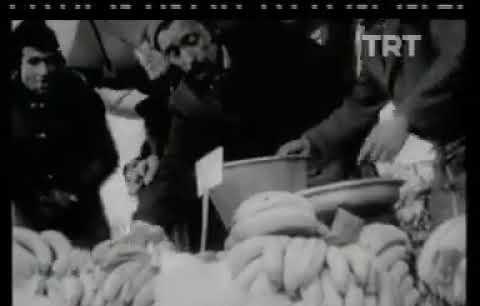 YIL 1975 MUZ ÜRETİMİ ALANYA