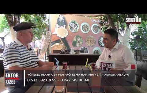 YÖRESEL ALANYA EV MUTFAĞI ESMA HANIMIN YERİ - ALANYA/ANTALYA