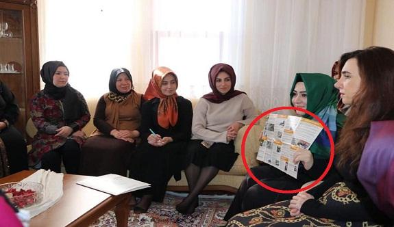 Sena hanım, Alanyalı hanımlara Türel'i anlatıyor!