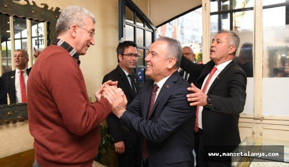 CHP Antalya başkan adayı Böcek: Kırsala imar planı gelecek!
