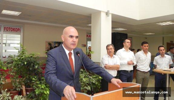 Flaş haber: Alanya'ya yeni Cumhuriyet Başsavcısı atandı!