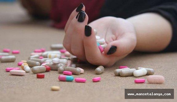 Alanya'da genç kız intihar girişiminde bulundu