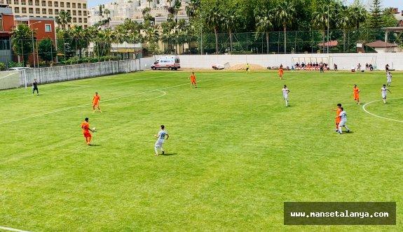 Alanyaspor U19 - Başakşehir: U19: 2-3